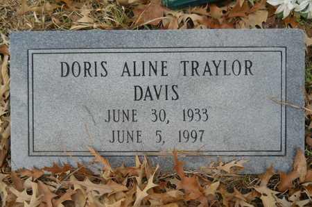 DAVIS, DORIS ALINE - Union County, Louisiana   DORIS ALINE DAVIS - Louisiana Gravestone Photos