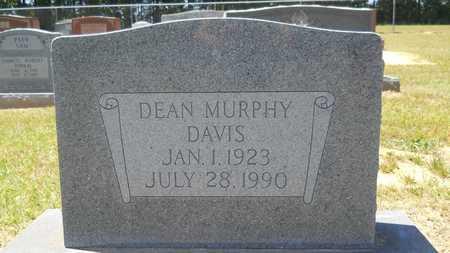 DAVIS, DEAN MURPHY - Union County, Louisiana | DEAN MURPHY DAVIS - Louisiana Gravestone Photos