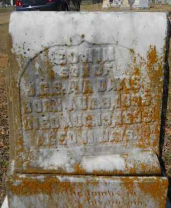 DAVIS, EDWIN - Union County, Louisiana | EDWIN DAVIS - Louisiana Gravestone Photos