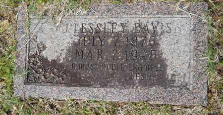 DAVIS, J LESSLEY - Union County, Louisiana   J LESSLEY DAVIS - Louisiana Gravestone Photos