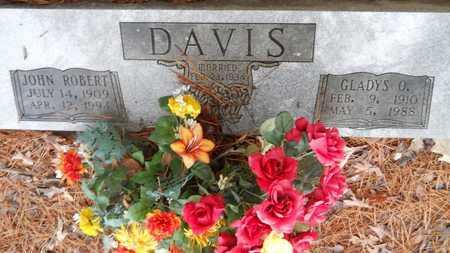 DAVIS, GLADYS O - Union County, Louisiana | GLADYS O DAVIS - Louisiana Gravestone Photos