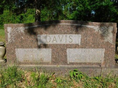 DAVIS, NANCY D - Union County, Louisiana   NANCY D DAVIS - Louisiana Gravestone Photos