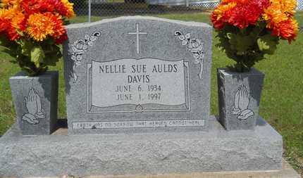 DAVIS, NELLIE SUE - Union County, Louisiana | NELLIE SUE DAVIS - Louisiana Gravestone Photos