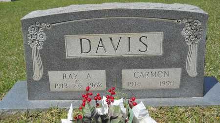 DAVIS, CARMON - Union County, Louisiana | CARMON DAVIS - Louisiana Gravestone Photos