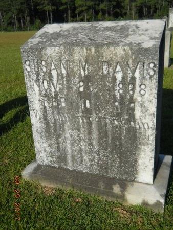 DAVIS, SUSAN M - Union County, Louisiana | SUSAN M DAVIS - Louisiana Gravestone Photos
