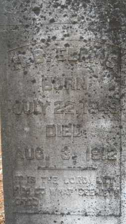 ELKINS, H B (CLOSE UP) - Union County, Louisiana | H B (CLOSE UP) ELKINS - Louisiana Gravestone Photos