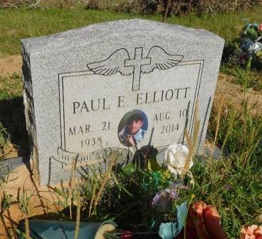 ELLIOTT, PAUL E - Union County, Louisiana | PAUL E ELLIOTT - Louisiana Gravestone Photos