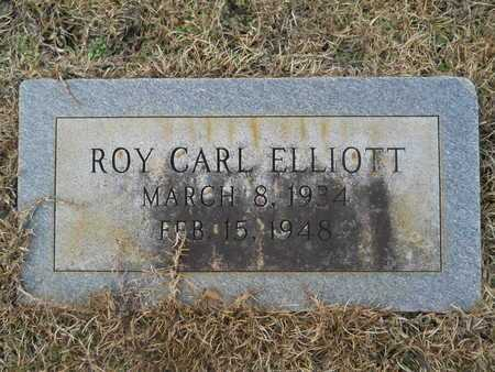 ELLIOTT, ROY CARL - Union County, Louisiana | ROY CARL ELLIOTT - Louisiana Gravestone Photos