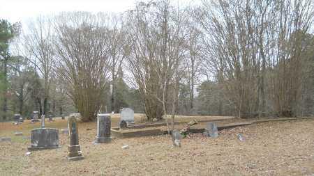 *FELLOWSHIP CEMETERY, OVERVIEW - Union County, Louisiana | OVERVIEW *FELLOWSHIP CEMETERY - Louisiana Gravestone Photos