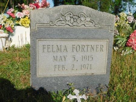 FORTNER, FELMA - Union County, Louisiana | FELMA FORTNER - Louisiana Gravestone Photos