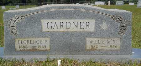 GARDNER, WILLIE M, SR - Union County, Louisiana | WILLIE M, SR GARDNER - Louisiana Gravestone Photos