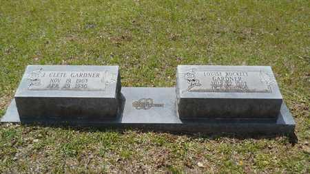 GARDNER, J CLETE - Union County, Louisiana   J CLETE GARDNER - Louisiana Gravestone Photos