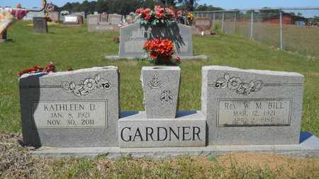 "GARDNER, W M ""BILL"", REV - Union County, Louisiana | W M ""BILL"", REV GARDNER - Louisiana Gravestone Photos"