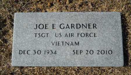 GARDNER, JOE E (VETERAN VIET) - Union County, Louisiana | JOE E (VETERAN VIET) GARDNER - Louisiana Gravestone Photos