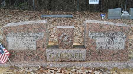 GARDNER, ROY A, JR - Union County, Louisiana | ROY A, JR GARDNER - Louisiana Gravestone Photos