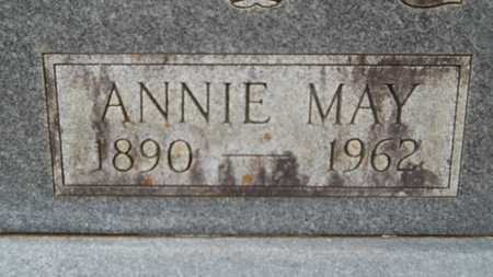 GULLEY, ANNIE MAY (CLOSE UP) - Union County, Louisiana | ANNIE MAY (CLOSE UP) GULLEY - Louisiana Gravestone Photos