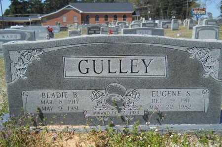 GULLEY, BEADIE - Union County, Louisiana | BEADIE GULLEY - Louisiana Gravestone Photos