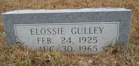 GULLEY, ELOSSIE - Union County, Louisiana | ELOSSIE GULLEY - Louisiana Gravestone Photos