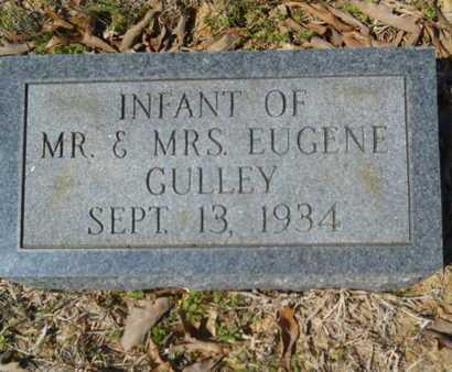 GULLEY, INFANT - Union County, Louisiana | INFANT GULLEY - Louisiana Gravestone Photos