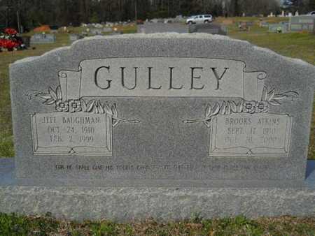 GULLEY, JEFF BAUGHMAN - Union County, Louisiana | JEFF BAUGHMAN GULLEY - Louisiana Gravestone Photos