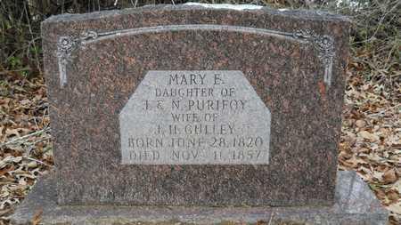 GULLEY, MARY E - Union County, Louisiana | MARY E GULLEY - Louisiana Gravestone Photos