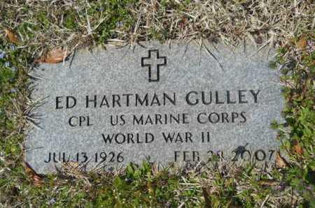GULLEY, ED (VETERAN WWII) - Union County, Louisiana | ED (VETERAN WWII) GULLEY - Louisiana Gravestone Photos