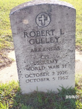 GULLEY  , ROBERT LOUIS (VETERAN WWII) - Union County, Louisiana   ROBERT LOUIS (VETERAN WWII) GULLEY   - Louisiana Gravestone Photos