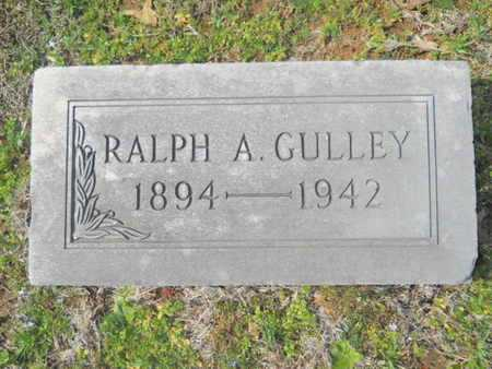 GULLEY, RALPH A - Union County, Louisiana | RALPH A GULLEY - Louisiana Gravestone Photos