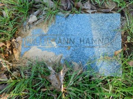 HANNON, MILLIE ANN - Union County, Louisiana | MILLIE ANN HANNON - Louisiana Gravestone Photos
