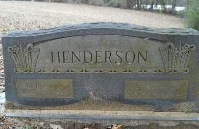 HENDERSON, ALBERT D - Union County, Louisiana   ALBERT D HENDERSON - Louisiana Gravestone Photos