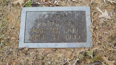 HENDERSON, GLADYS - Union County, Louisiana | GLADYS HENDERSON - Louisiana Gravestone Photos