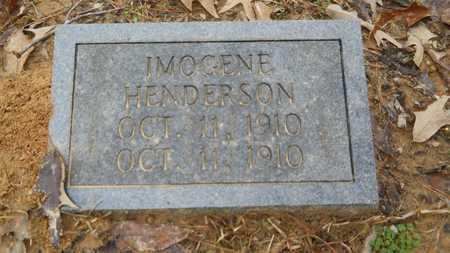 HENDERSON, IMOGENE - Union County, Louisiana   IMOGENE HENDERSON - Louisiana Gravestone Photos