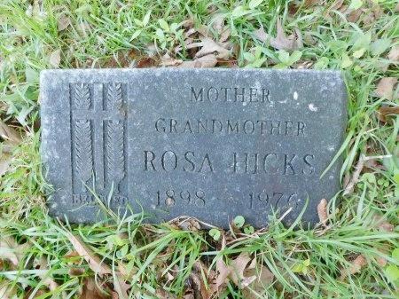 HICKS, ROSA - Union County, Louisiana | ROSA HICKS - Louisiana Gravestone Photos
