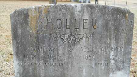 HOLLEY, DAVID W - Union County, Louisiana | DAVID W HOLLEY - Louisiana Gravestone Photos