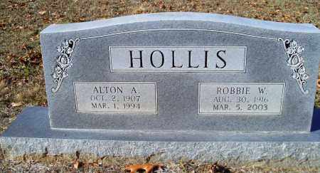 HOLLIS, ALTON - Union County, Louisiana | ALTON HOLLIS - Louisiana Gravestone Photos