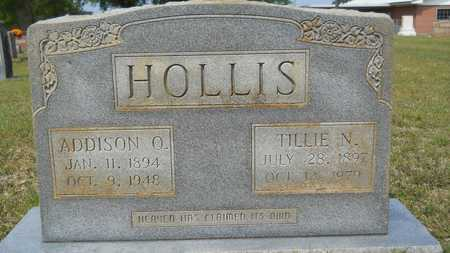 HOLLIS, TILLIE - Union County, Louisiana | TILLIE HOLLIS - Louisiana Gravestone Photos