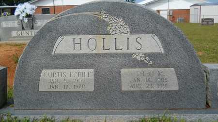 "HOLLIS, CURTIS L ""BILL"" - Union County, Louisiana | CURTIS L ""BILL"" HOLLIS - Louisiana Gravestone Photos"