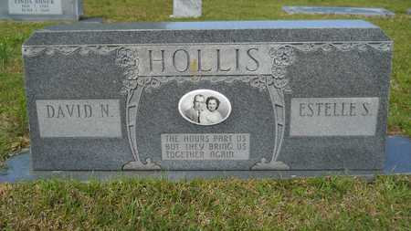 HOLLIS, DAVID NEWTON - Union County, Louisiana | DAVID NEWTON HOLLIS - Louisiana Gravestone Photos