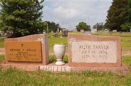 HOLLIS, EDWARD F - Union County, Louisiana | EDWARD F HOLLIS - Louisiana Gravestone Photos