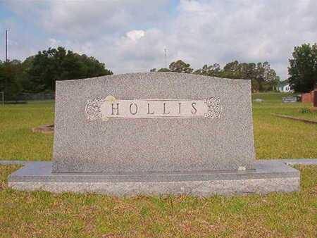HOLLIS, FAMILY MARKER - Union County, Louisiana | FAMILY MARKER HOLLIS - Louisiana Gravestone Photos