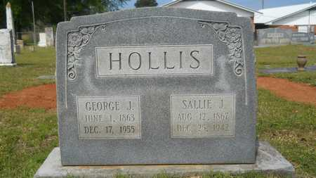 HOLLIS, GEORGE JACKSON - Union County, Louisiana | GEORGE JACKSON HOLLIS - Louisiana Gravestone Photos