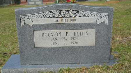 HOLLIS, HOUSTON P - Union County, Louisiana | HOUSTON P HOLLIS - Louisiana Gravestone Photos