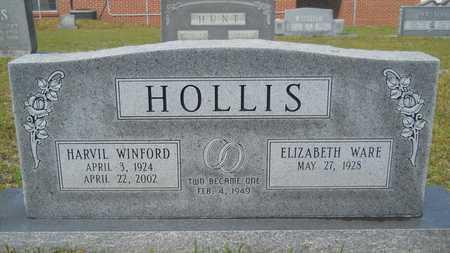 HOLLIS, HARVIL WINFORD - Union County, Louisiana | HARVIL WINFORD HOLLIS - Louisiana Gravestone Photos