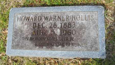 HOLLIS, HOWARD WARNER - Union County, Louisiana   HOWARD WARNER HOLLIS - Louisiana Gravestone Photos