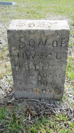 HOLLIS, INFANT SON - Union County, Louisiana   INFANT SON HOLLIS - Louisiana Gravestone Photos