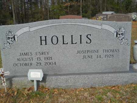 HOLLIS, JAMES USREY - Union County, Louisiana | JAMES USREY HOLLIS - Louisiana Gravestone Photos