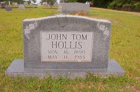 HOLLIS, JOHN TOM - Union County, Louisiana | JOHN TOM HOLLIS - Louisiana Gravestone Photos