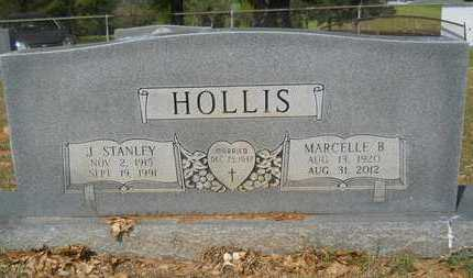 HOLLIS, J STANLEY - Union County, Louisiana | J STANLEY HOLLIS - Louisiana Gravestone Photos