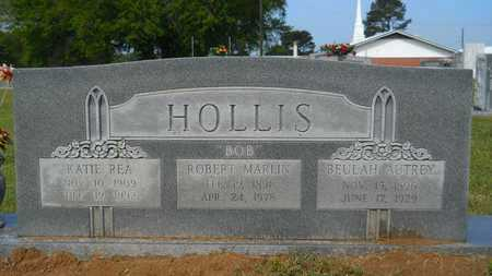 HOLLIS, ROBERT MARLIN - Union County, Louisiana | ROBERT MARLIN HOLLIS - Louisiana Gravestone Photos