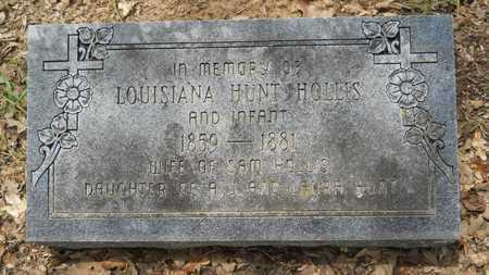 HOLLIS, INFANT - Union County, Louisiana | INFANT HOLLIS - Louisiana Gravestone Photos